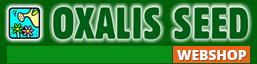 Oxalis-seed Webshop
